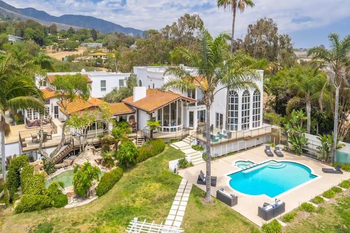 Malibu's Premiere Luxury Estate