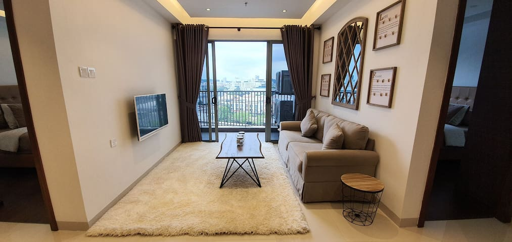 Classic 2 bedrooms apt at harbourbay residences