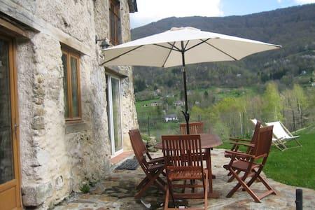 Belle maison au coeur des Pyrénées - Boussenac - Dům