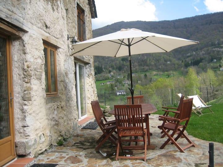 Belle maison au coeur des Pyrénées