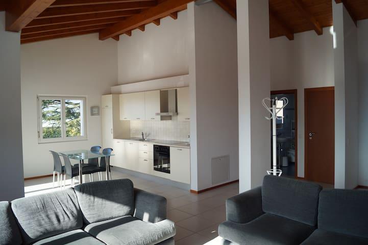 Beautiful apartment near Lugano