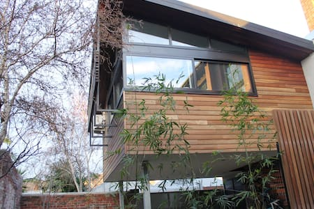 TreeHouse Studio Apartment - Prahran - Boomhut