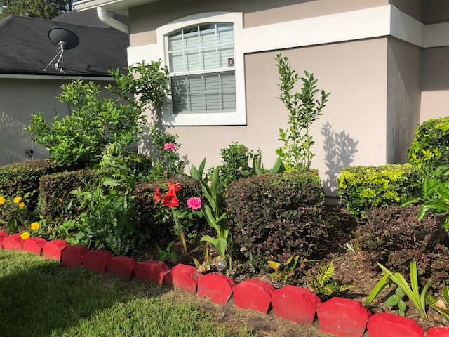 Jacksonville Single Family 15 mins from Airport