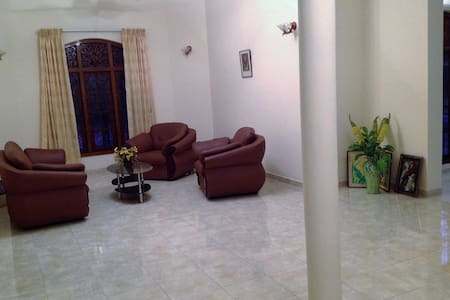 Spacious Garden House with Nature - Gampaha