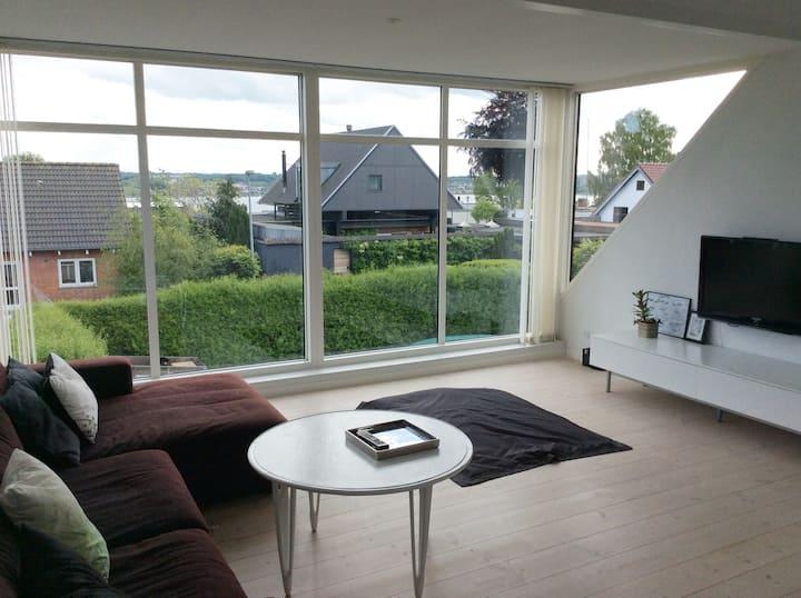 200 m2 villa w/seaview, close to LEGOLAND