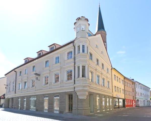 Zimmer 27 Be TRIAS Haus in Dingolfing Zentrum