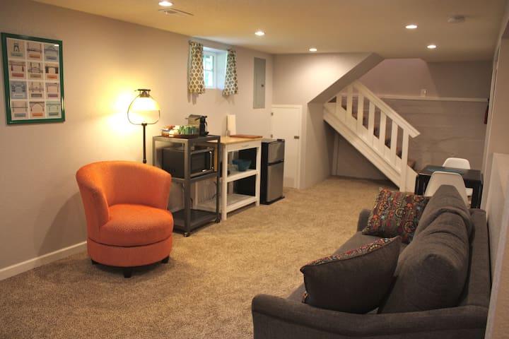 Private Basement Apartment