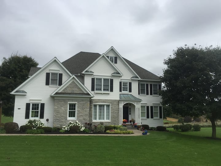 Beautiful PSU  Home in Tranquil Setting