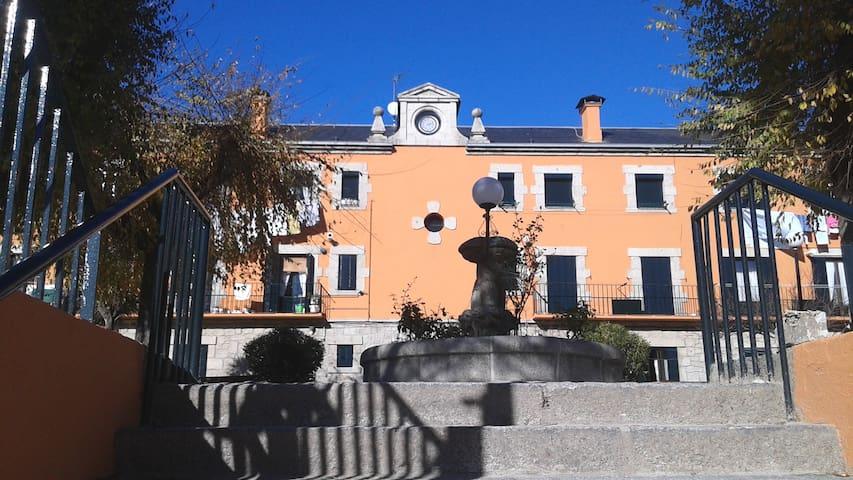 Apartamento acogedor San Lorenzo - San Lorenzo de El Escorial - Leilighet