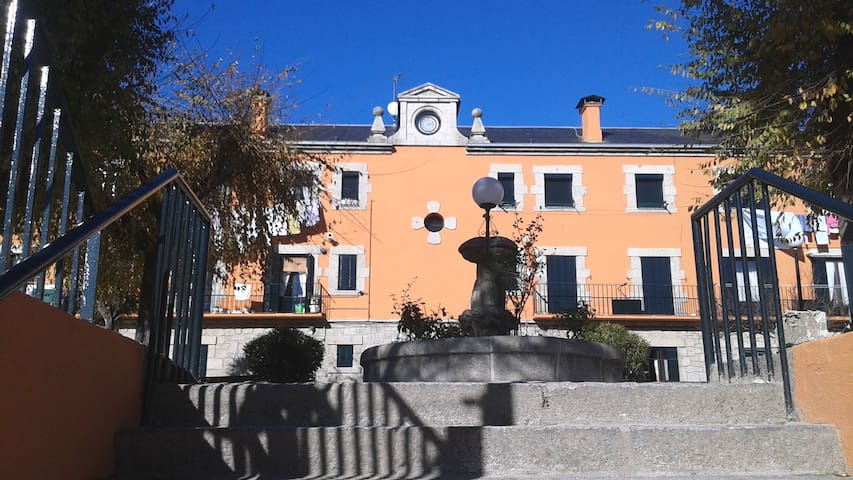 Apartamento acogedor San Lorenzo - San Lorenzo de El Escorial - Apartment