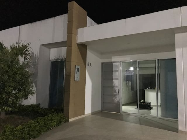 Casa de Descanso Condominio, 14 Kms Represa Prado