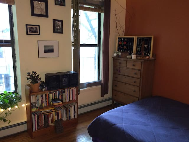 Nurturing room in a 3 bedroom apt. - Brooklyn - Apartment