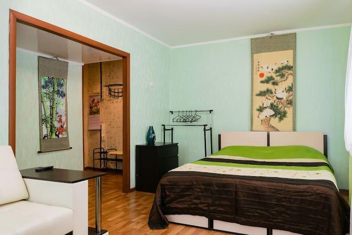 Уютные апартаменты с wi-fi - Tolyatti - Apartment