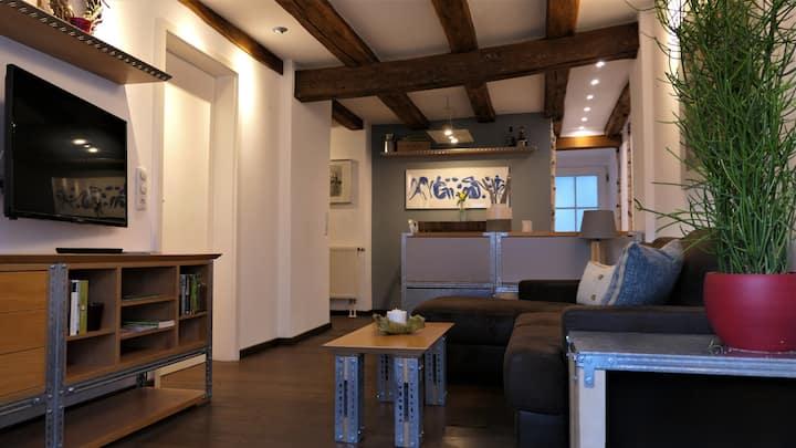 2- Zimmer Altstadt-Oase in historischer Umgebung
