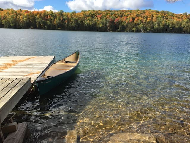 RyBell Retreat - Gorgeous Getaway @ Miners Bay, ON