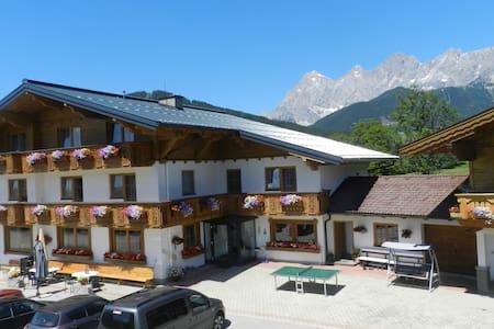Doppelzimmer Ramsau am Dachstein - Ramsau am Dachstein - Bed & Breakfast