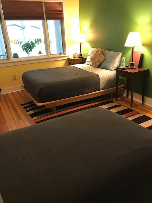 Bedroom #3 (1 dbl. & 1 twin bed)