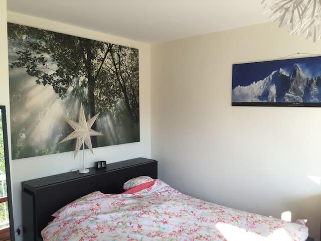Studio Calme et lumineux, Idéalement situé - Divonne-les-Bains - Apartment