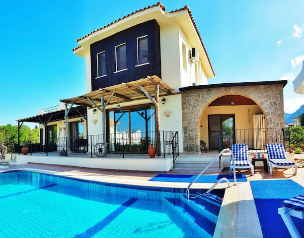 Traditional design for that Mediterranean feel