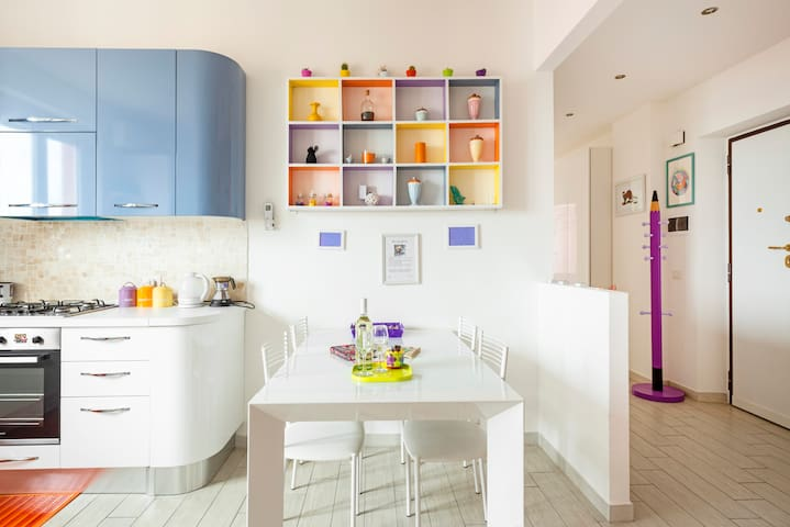 Artistic Apartment Close to the Center of Rome