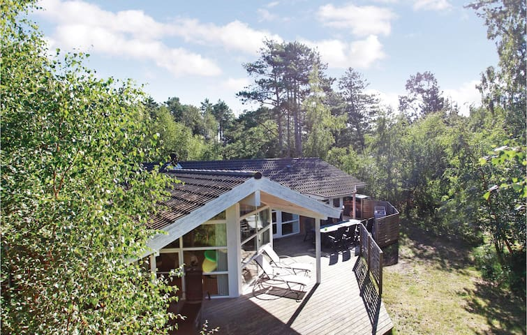 Holiday cottage with 4 bedrooms on 121 m² in Højby