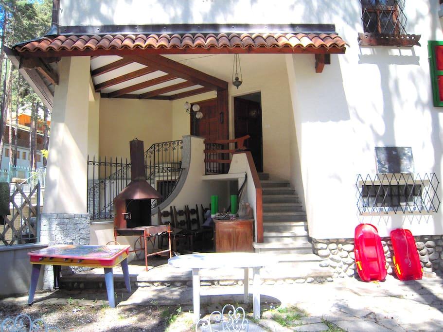 Casa semi indipendente con giardino a bardonecchia h user zur miete in bardonecchia piemonte - Casa con giardino torino ...