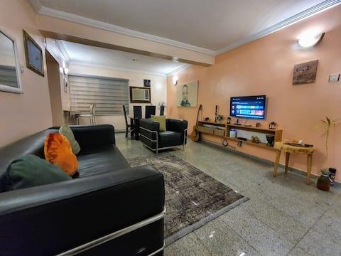 Beautiful 2 Bedroom flat in Maitama Abuja