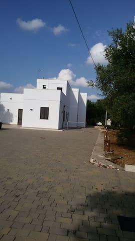 Monolocale in campagna con terrazze - Provincia di Lecce - Wohnung