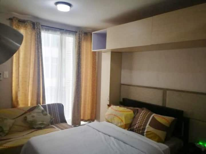 1BR unit  at Antel SPA Residences Makati