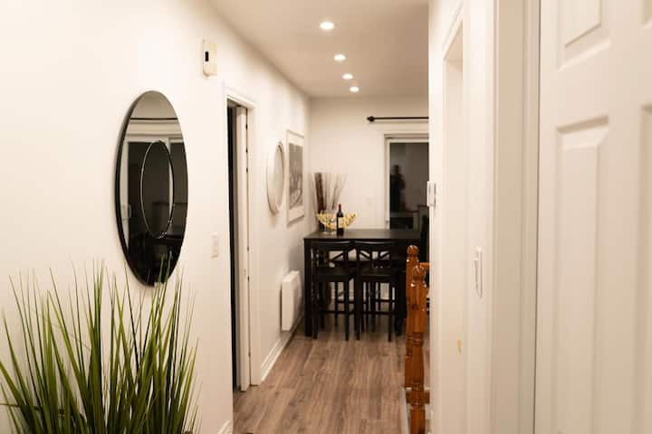 Beautiful lower duplex with a huge basement