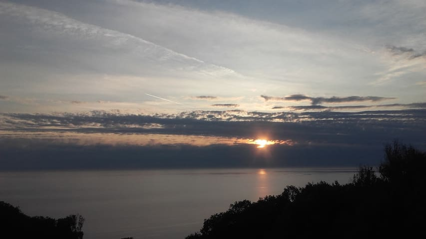 COIN DU PARADIS coucher du soleil - Centuri - Other