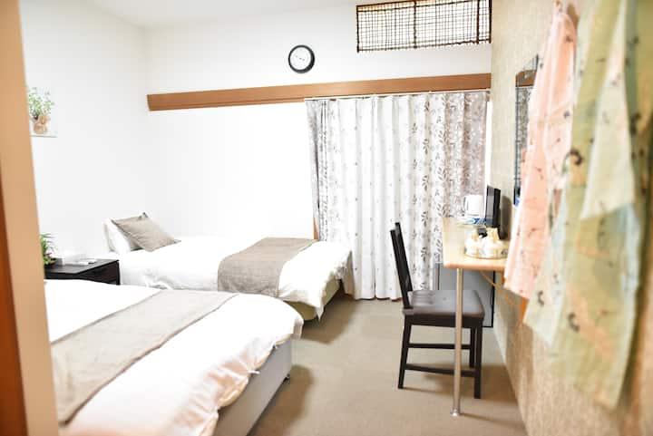 Guest House 168 Shinsaibashi Namba 202