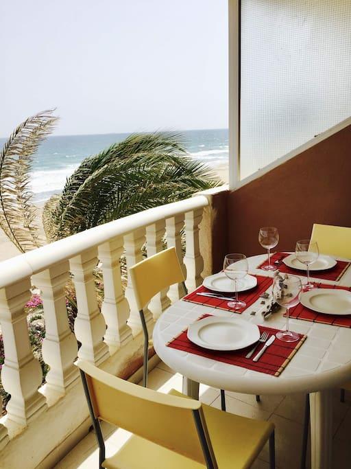 Disfruta del mediterráneo