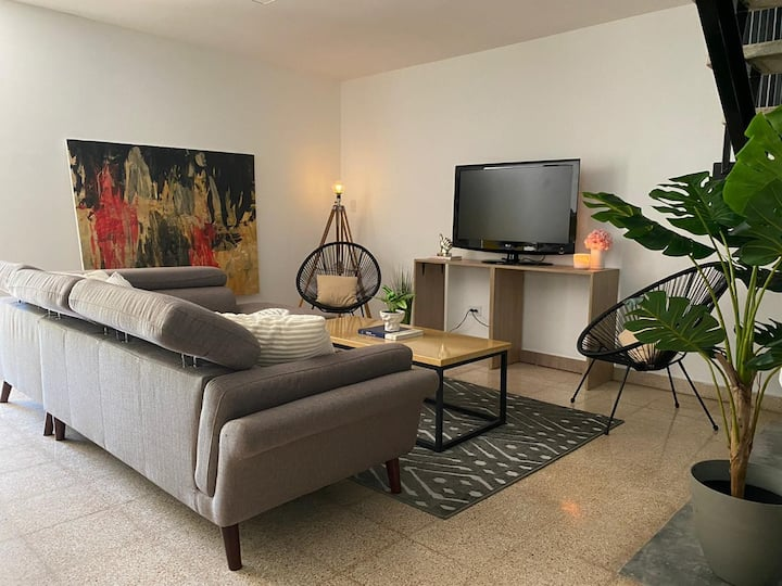 Co-Living Space