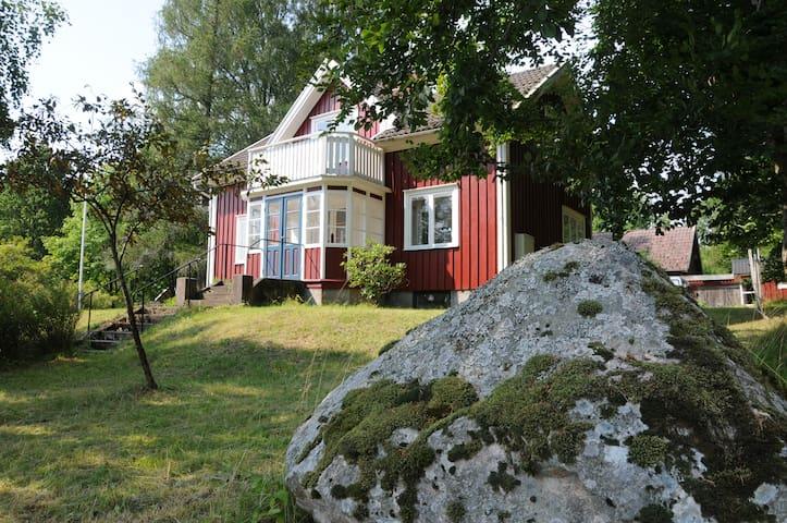 Ferien in Färda - Färda - Casa