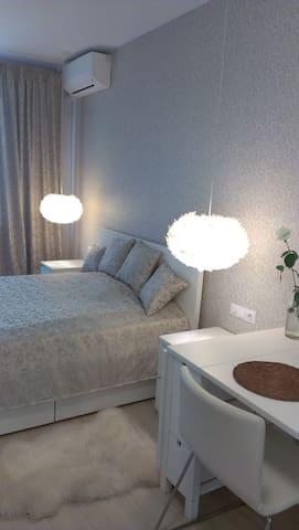 Идеальная квартира-студия для Вашего отдыха - Sergiyev Posad - Flat