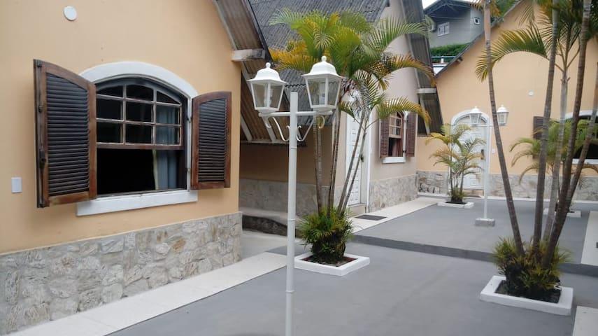 Chalé duplo Standard - Vila