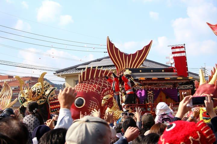 唐津の無形文化遺産の旅 - Karatsu-shi