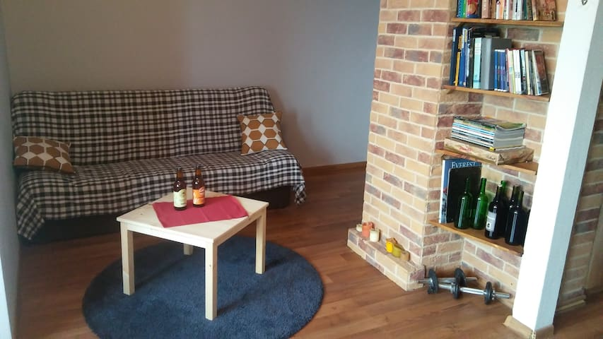 Cozy Apartment in the City Center of Bydgoszcz :)
