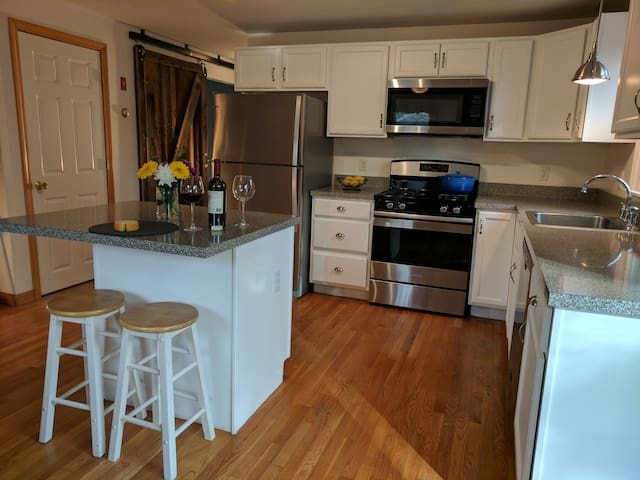 Ridgevale stroll, beauty, comfort and convenience - Chatham - Casa