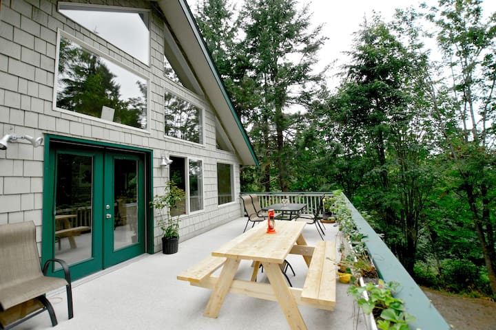 Seed & Root Retreat - Gig Harbor - House