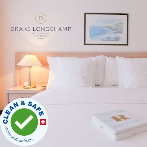Appart_Hôtel Drake Longchamp 3*