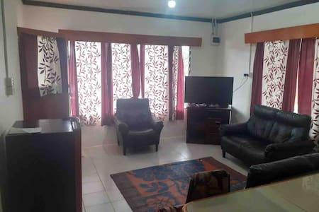 Flat 2 Nacula. 2 bedroom Self Contained apartment