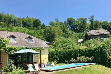Salzburg City, In Pure Nature, Ap, 850 sqft,  Pool