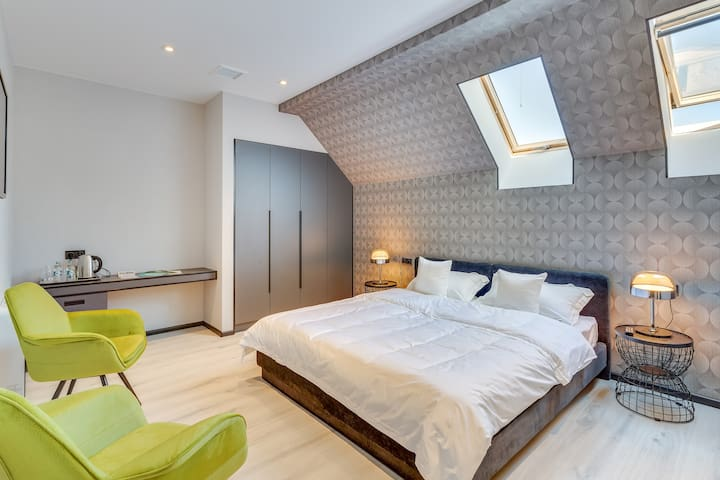 OSOCOR hotel (standard room)