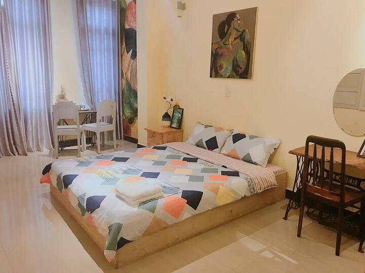 Double Room - Co Hai Hostel