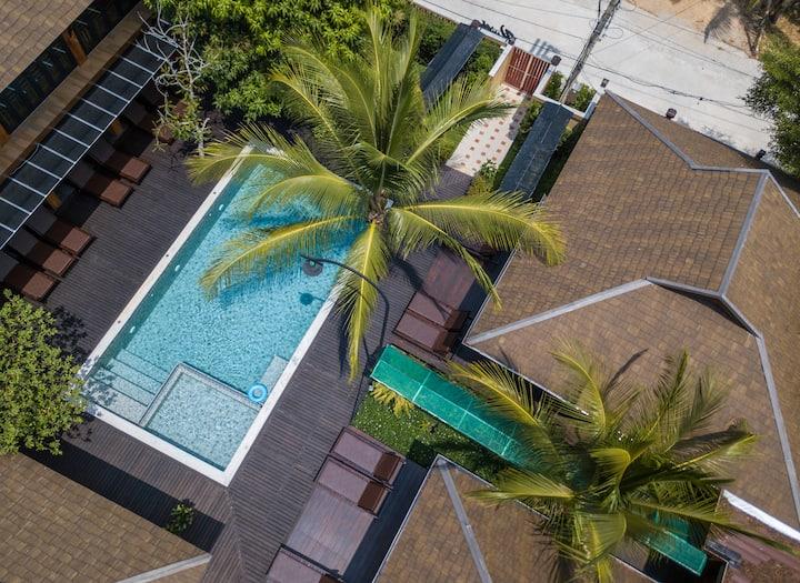 K Villa Ao Nang - 2BR Garden view