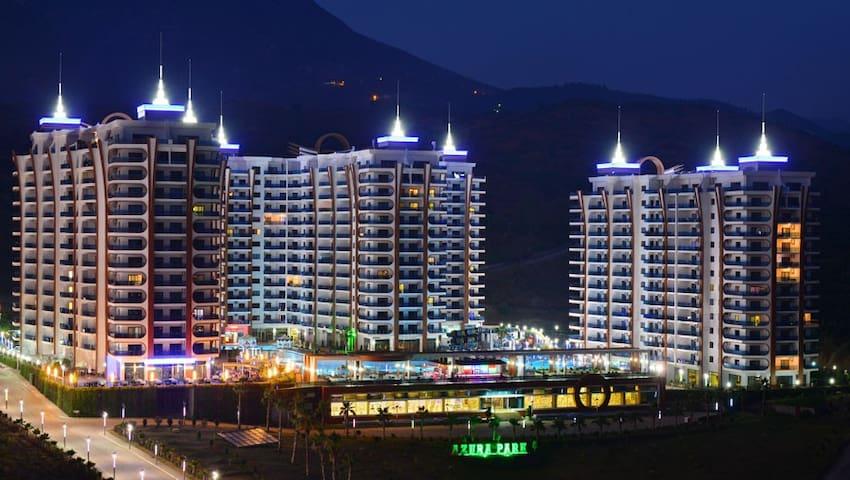 Azura Park Recidence 1+1 Alanya - Mahmutlar - Wohnung