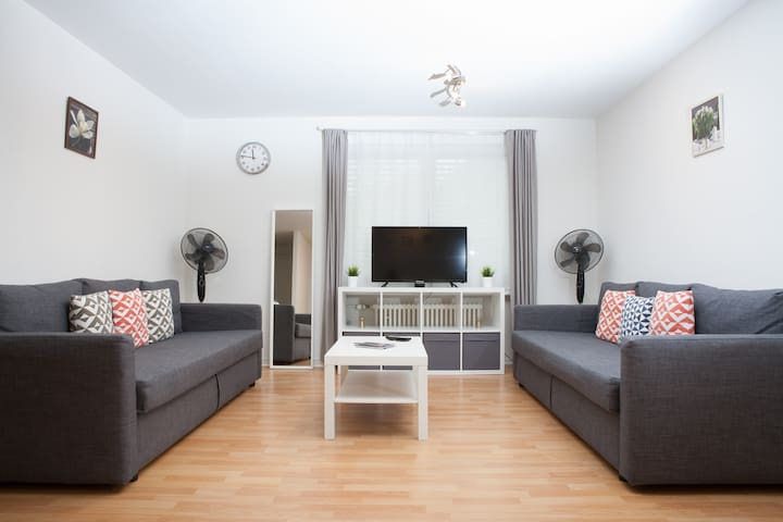 Taurus 1 - 2 bedroom apartment - Luzern city