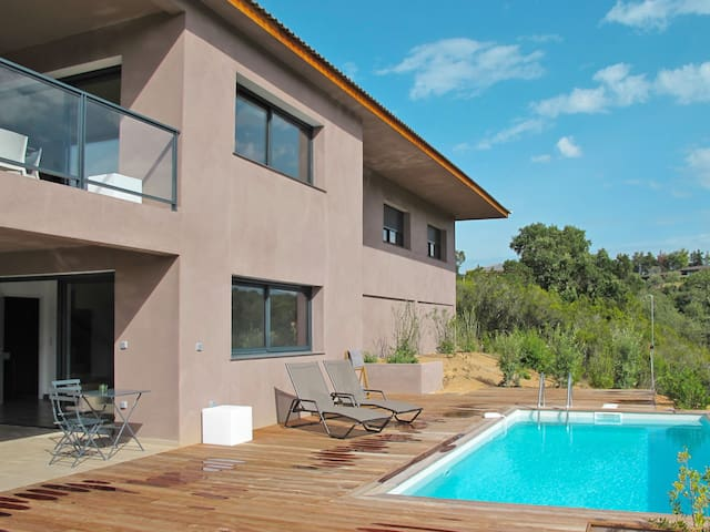 Holiday House Bruyères for 10 persons in Porticcio